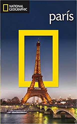 guías de ciudades National Geographic Paris