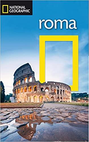 guías de ciudades National Geographic Roma